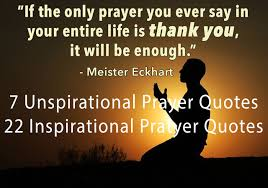 40 Inspirational Quotes About Prayer 40 Motivating Quotes About Amazing Quotes On Prayer