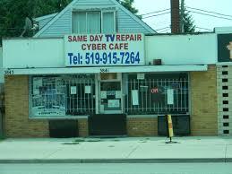 tv repair shop. listing item tv repair shop