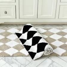 black and white diamond rug black and white diamond runner rug
