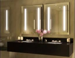 vanity mirrors with lights for bathroom. lights decor bathroom: bathroom vanity mirror heated fogless with regard to attractive house mirrors for