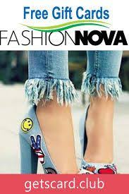Get free Fashion Nova Gift Card code and buy anything for free on ...