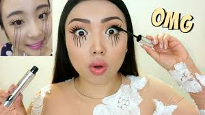 extreme lashes viral asian mascara tested