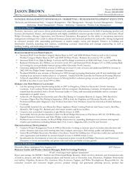 Marketing Director Resume Marketing Operations Manager Sample Job Description Templates 47