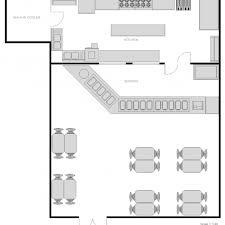 Coffee Shop Floor Planrestaurant Floor Plans With Dimensions