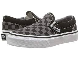 Vans Toddler Size Chart Inches Classic Slip On Little Kid Big Kid
