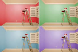 choosing interior paint colors for home. Exellent For 1 Room 4 Different Paint Colors On Choosing Interior Paint Colors For Home