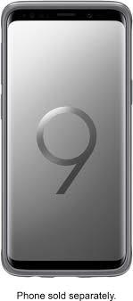 Samsung Rugged Protective Cover For Samsung Galaxy S9 Silver Ef ...