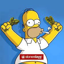 Simpsons Weed Wallpapers - Top Free ...