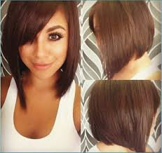 Feather Cut Hairstyle For Round Face Choice 2z Bob Haircuts For