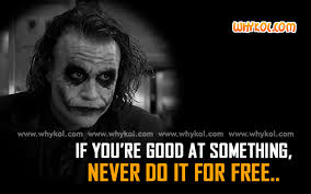 Did You Know Joker Quotes In Malayalam