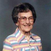Thelma W. Richter - Wappner Funeral Directors and Crematory