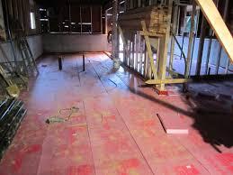 Image of: Basement Floor Insulation On Concrete