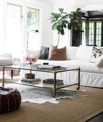 No Furniture Living Room Coffee Table Living Room Farmhouse With Farmhouse Living Room