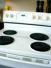 glass top stove cleaner cleaning stove top with baking soda and vinegar glass top stove cleaner