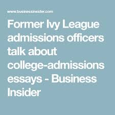 ivy league admission essays college admission essays ivy coach ivy league admission essays college admission essays ivy coach college admissions blog trends in ivy league college admissions lessons from the ieca