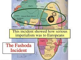 「fashoda incident」の画像検索結果