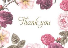 Thank You Cards Wedding Stationery From Appleberry Press