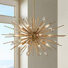 Contemporary dining room lighting fixtures Indoor Possini Euro Janae 24 12 Lamps Plus Contemporary Dining Living Room Chandeliers Lamps Plus
