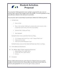 Request For Training Proposal Template Sample Proposals