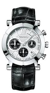 17 best images about watches men s watches black tiffany co atlas chronograph watch