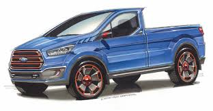 Ford Eyes Return to Small Pickup Segment - PickupTrucks.com News