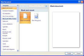 resumes on word 2007 how to create a resume in word 2007