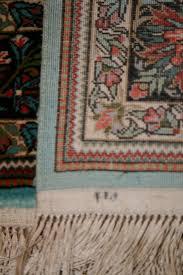 oriental silk rug silk rug knotting