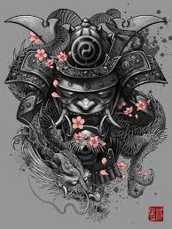 Samurai Dragon By Elvin Yong цивилизация Tattoos Samurai
