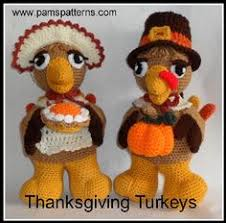 Image result for thanksgiving crochet patterns