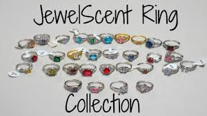 Jewelscent Ring Collection Part 1 31 Rings