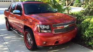 2009 Chevy Avalanche Hot Rod - YouTube