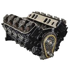 502 Base Engine 515HP Crate Engine