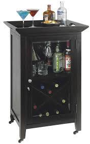 black wine cabinet. Wine Rack Bar. Bar Black Cabinet L