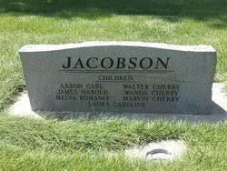Aaron Carl Jacobson Jr. (1878-1918) - Find A Grave Memorial