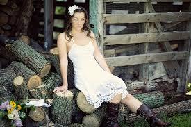 Wedding Dresses For A Farm Wedding  Rustic Wedding ChicCountry Wedding Style Dresses