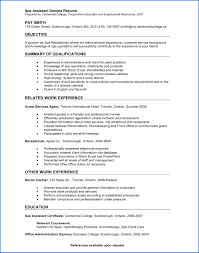 Resume Template For Receptionist. Sample Receptionist Resume Awesome ...