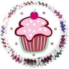 Wilton Standard Be My Cupcake Baking Cups Cake Pan