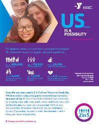 Campaign Brochure Tsb Annual Campaign 2019 Ymca Of Metropolitan Los Angeles