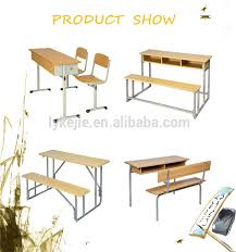 student study furniture reading desk college student desk and chair school furniture set used school furniture