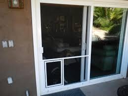 full size of pet door for screen door sliding glass door with dog door built in