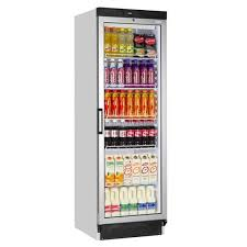 single glass door upright display fridge tefcold fs1380 upright fridge