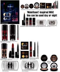 maleficent inspired mac line can be used day or night inquirer lifestyle