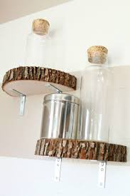 20 naturally beautiful ways to decorate with wood slices