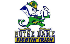 Image result for notre dame football logo