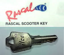 rascal scooter key for rascal scooter fits all models 120 230 235 240 245 200 300 305