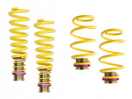 Kw Height Adjustable Spring Kit For Audi