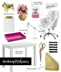 home office office. desktop makeover gold officeoffice home office t