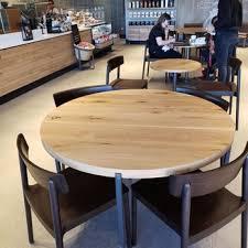 photo of starbucks sacramento ca united states love the new round tables