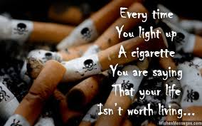 Anti Smoking Quotes