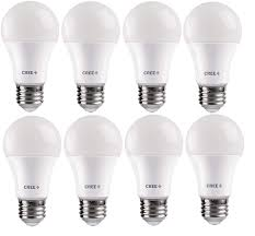 Cree 60w Equivalent Daylight 5000k A19 Dimmable Led Light Bulb Cheap Cree Led A19 Find Cree Led A19 Deals On Line At